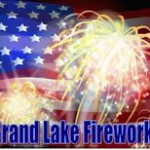 Grand Lake Fireworks